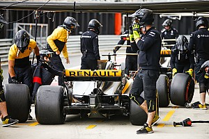 Fórmula 1 Noticias Renault no encuentra respuestas para el pobre desempeño en Silverstone