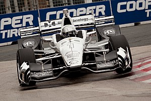 IndyCar Verslag vrije training IndyCar Toronto: Pagenaud en Castroneves snelste in trainingen