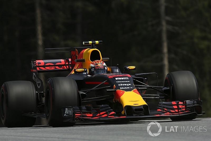 Verstappen: Yağmur Red Bull'a yardımcı olabilir