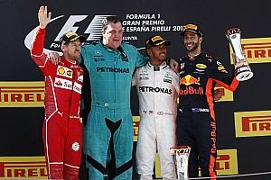 Formula 1 Yarış raporu 2017 İspanya GP - Heyecan dolu yarışı Hamilton kazandı!