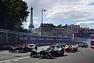 Formule E Les plus belles photos de l'ePrix de Paris
