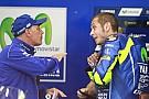 Rossi mankóval megérkezett Aragónba!