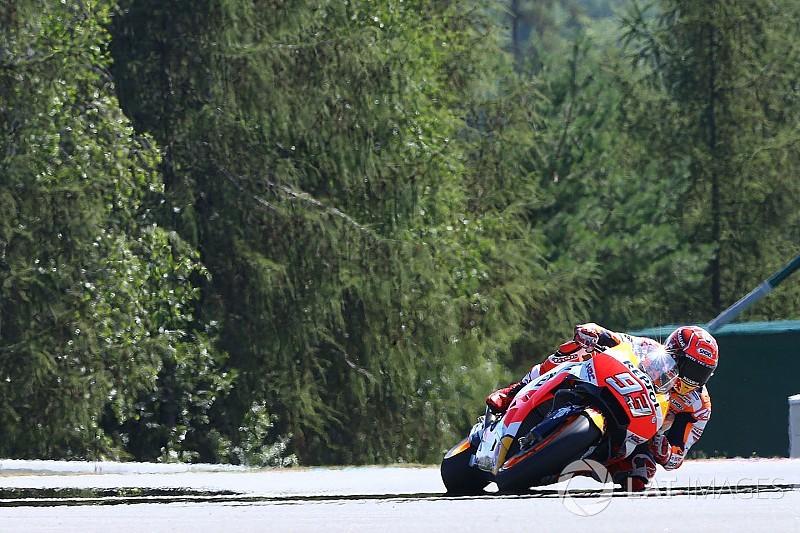 【MotoGP】ロレンソ「ホンダはブルノでテストしたことで前進した」