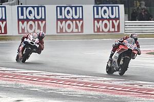 MotoGP Réactions Dovizioso sauve un podium et admet une pointe de déception