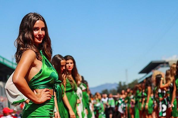 Формула 1 Топ список Твої зелені очі: грід-гьолз гоночного вікенду Ф1