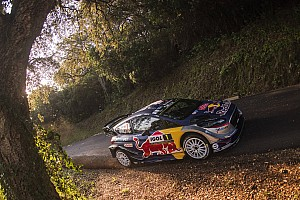 WRC Breaking news Ogier wants tech issues sorted after