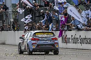 Endurance Comunicati stampa La Hyundai i30 N completa con successo i test alla 24h del Nürburgring