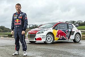 Rallycross-WM News WRX 2017: Peugeot präsentiert neues Auto für Sebastien Loeb