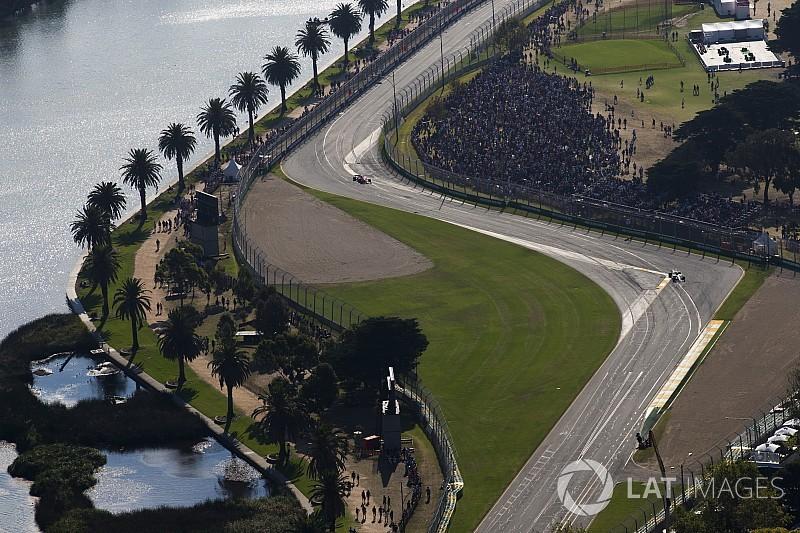 FIA acrescenta terceira zona de DRS para GP da Austrália