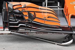 Formel 1 Analyse Formel-1-Technik: Der neue Frontflügel von McLaren