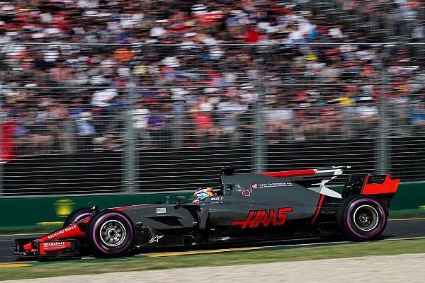 "Haas lamenta ter zerado na Austrália: ""decepcionante"""