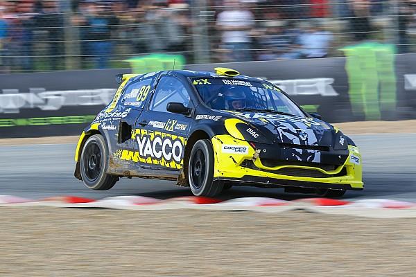 Шішері виступить у шести етапах World RX 2017 року за кермом Renault Clio