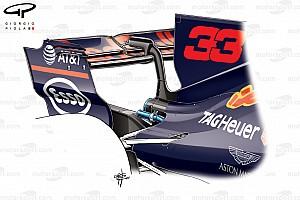 Formel 1 Analyse F1-Technik: Red Bulls Flügelkompromiss beim GP Belgien in Spa