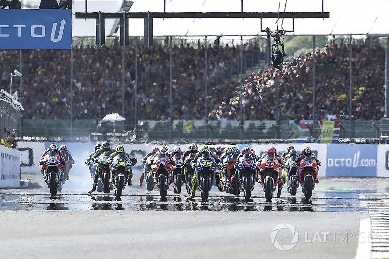 Officiel - Le calendrier MotoGP 2018 est dévoilé