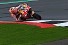 MotoGP Inggris: Marquez cetak rekor pole, Rossi kedua