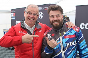 """TCR Interview Audi: """"Stefano Comini ist ein cleverer Fahrer"""""""