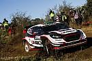 WRC WRC Rallye Argentinien: Elfyn Evans dominiert die Freitagsetappe