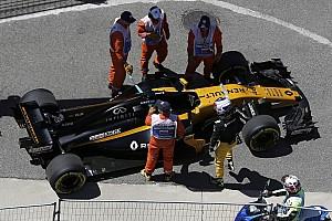 Формула 1 Новость Тренировка Сироткина продлилась один круг