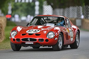 Automotive Breaking news Most expensive Ferraris ever sold at auction
