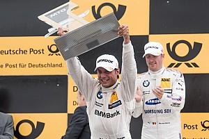DTM Reporte de la carrera Primera victoria de Spengler y BMW en el DTM 2017