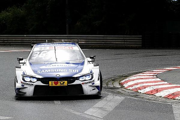 DTM Norisring DTM: Martin kazandı, büyük kaza yarışı durdurdu