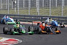 Formule Renault Doublé de Gabriel Aubry au Hungaroring
