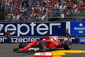 Феттель стал быстрейшим по итогам четверга, Стролл разбил машину
