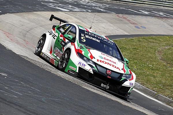 WTCC Actualités Norbert Michelisz en quête de points au Nürburgring