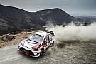 Un programme de tests intensif pour Toyota