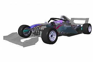 童夢が新しいフォーミュラ3規格車両の開発着手を発表