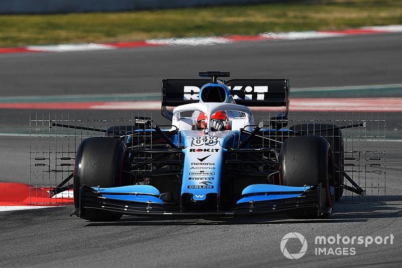 Williams представила график пилотов на вторые тесты в Барселоне