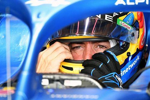 """Alonso déconcerté par l'""""étrange"""" décision sur le cas Räikkönen"""