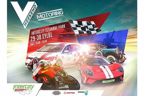 "Dev otomobil festivali ""V Weekend Motoring"" 29-30 Eylül'de İstanbul Park'ta"