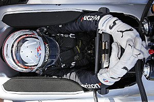 "Newgarden: Penske made ""a big step"" in Sebring test"
