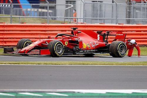 Ferrari, abierto a darle a Vettel un chasis nuevo