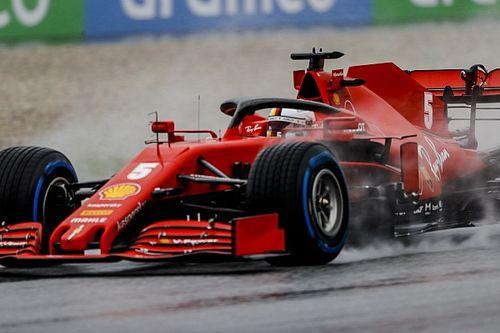 Vettel is csalódott, gyorsabb Ferrarira számított a Stájer Nagydíj időmérő edzésén