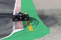 Újra a Mercedesek az élen Verstappen előtt, Grosjean 5. a Spanyol Nagydíj második szabadedzésén
