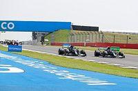 2020 F1 70th Anniversary GP race results