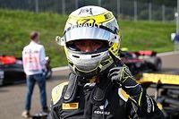 F2斯皮尔堡排位赛:周冠宇强势摘下新赛季首个杆位
