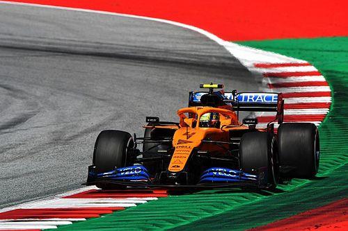 GP Stiria: Norris penalizzato di 3 posizioni in griglia