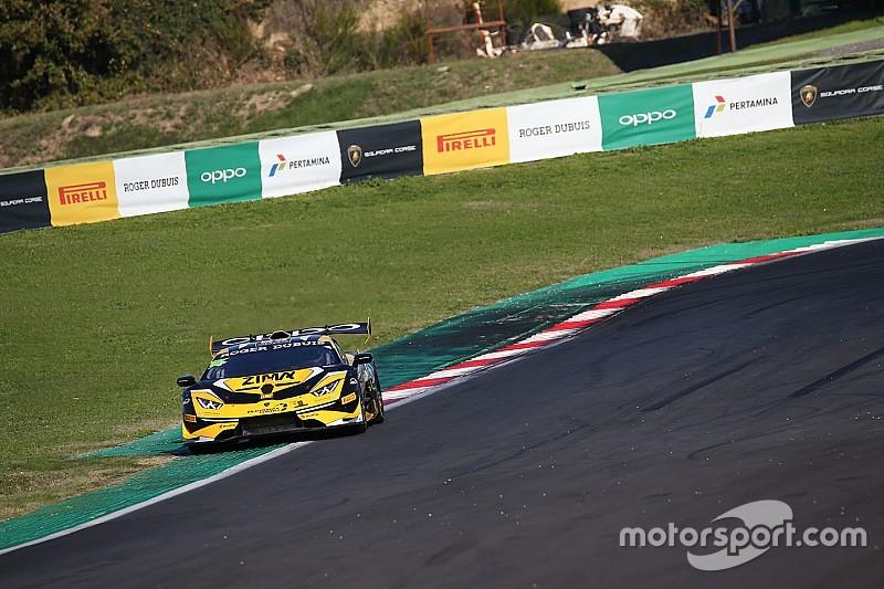 Lamborghini World Final: Lauck and Ockey take AM poles