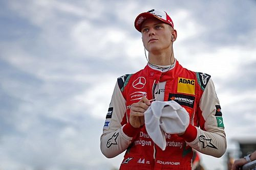 Gabung Prema, Schumacher naik kelas ke Formula 2