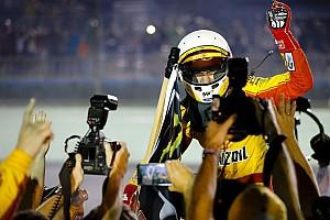 2018 NASCAR Cup Series şampiyonu Joey Logano oldu