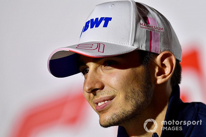 Williams has plan to sign Ocon for 2019