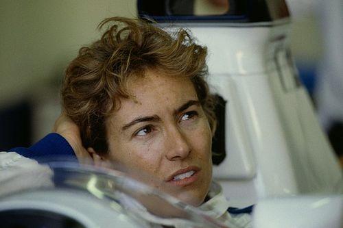 Retro 1992 - Giovanna Amati, la última mujer en F1