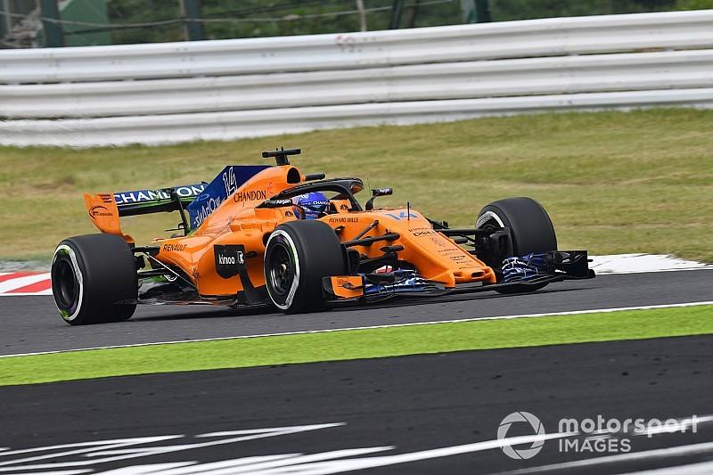 Канбан не вдався. McLaren і Renault порушили «комендантську годину» в Японії