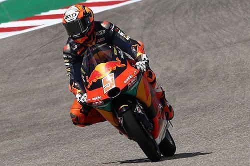 Moto3, Austin: Masia soffia la pole a Foggia, Acosta 15°