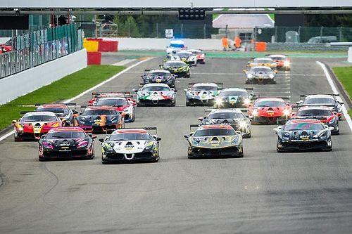 Ferrari Challenge, Spa: Wartique-Kirchmayr festeggiano in Gara 1