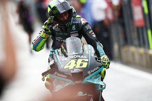 Rossi kíváncsi rá, mit mond Dovizioso a Yamaháról