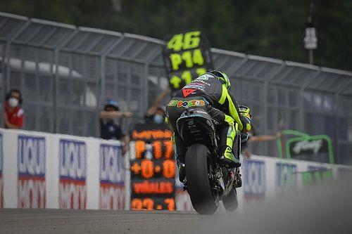 """Rossi: """"Será muy, muy difícil que corra el año que viene"""""""